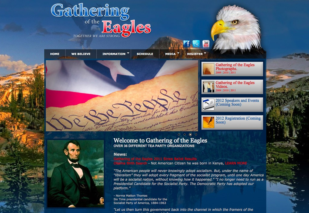 Gathering Eagles Full