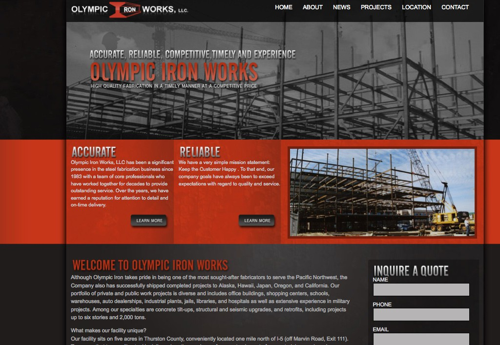 Olympic Iron Works Full