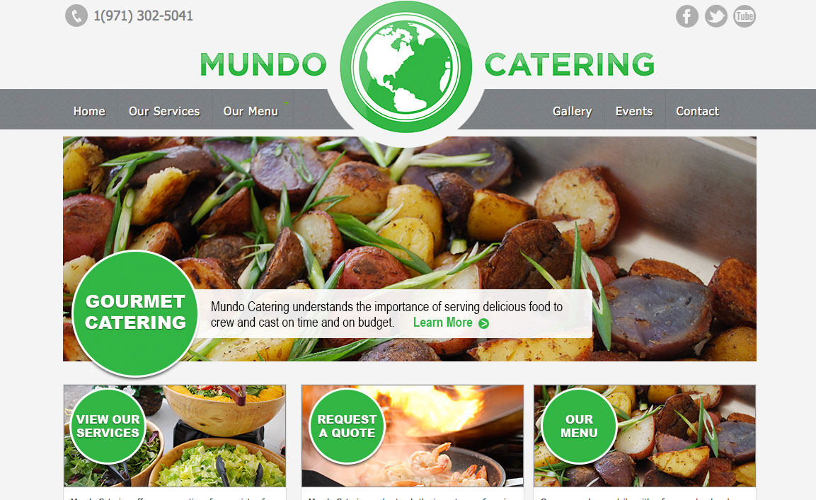 Mundo Catering<div style='clear:both;width:100%;height:0px;'></div><span class='cat'>Custom Design</span>