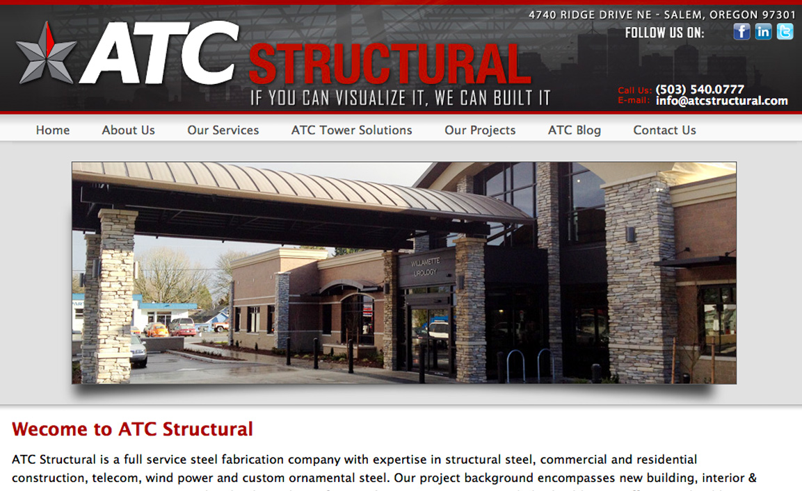 Project Release: ATC Structural