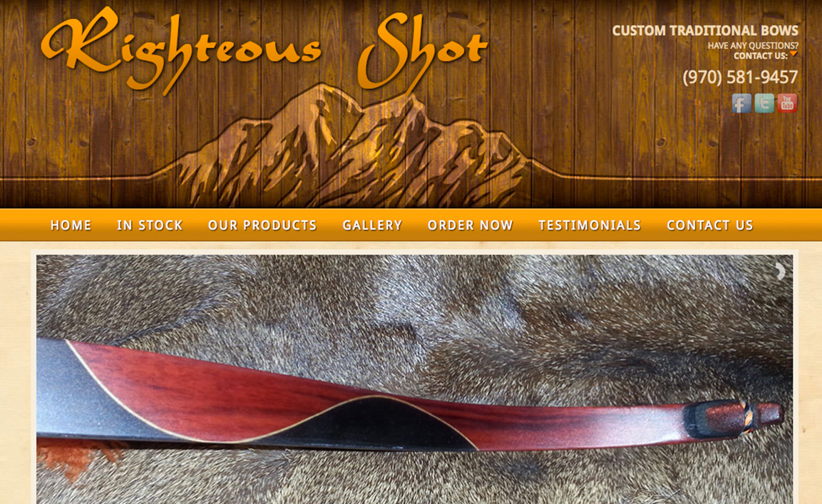 Project Release: Righteous Shot